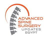 2nd ADVANCED SPINE SURGERY UPDATES -EGYPT 2019